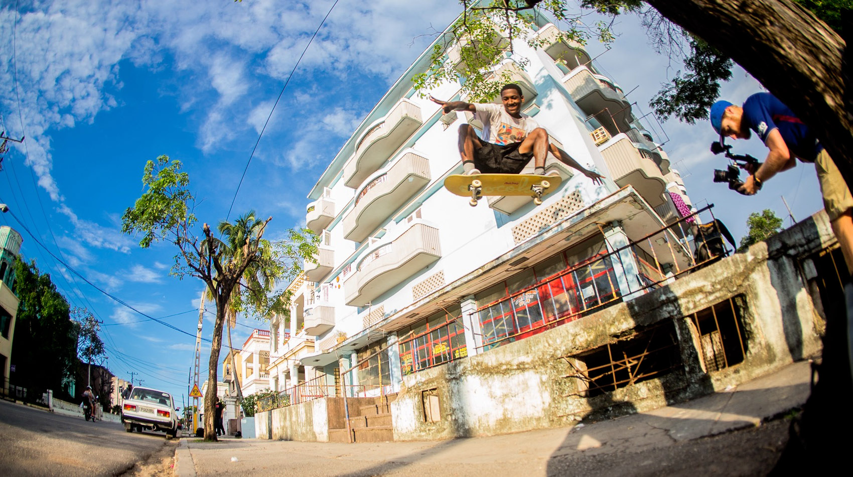 Cuba Skate: Pushing Wood in Havana