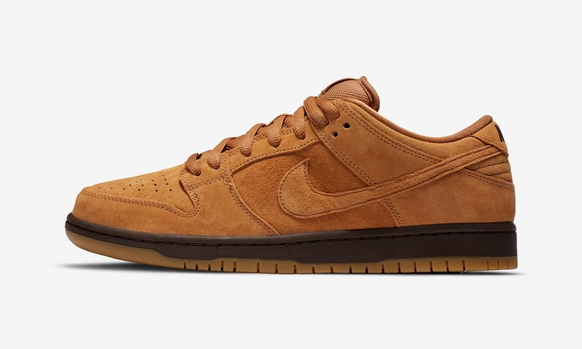 "The Nike SB Dunk Low Pro ""Wheat"" is Here"