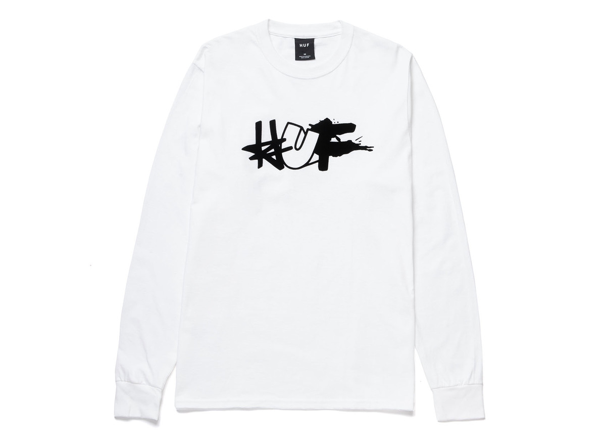 HUF Partners with Iconic NYC Artist Eric Haze on Exclusive Capsule Collection