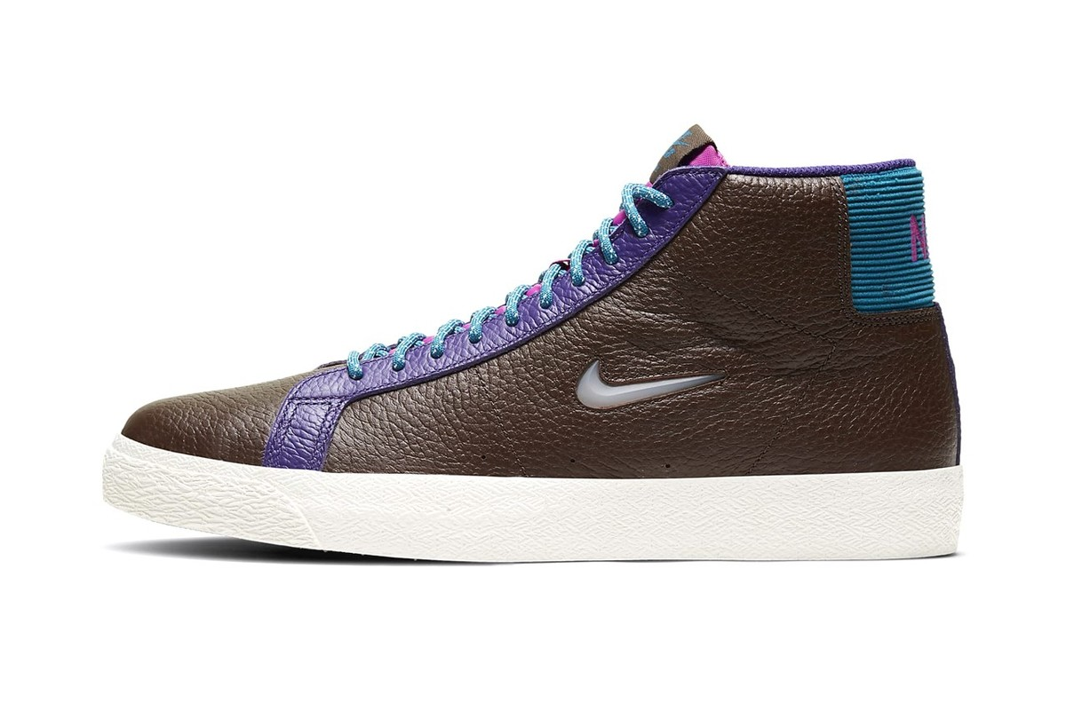 NIKE SB HAS A NEW COLORWAY FOR THE ZOOM BLAZER MID
