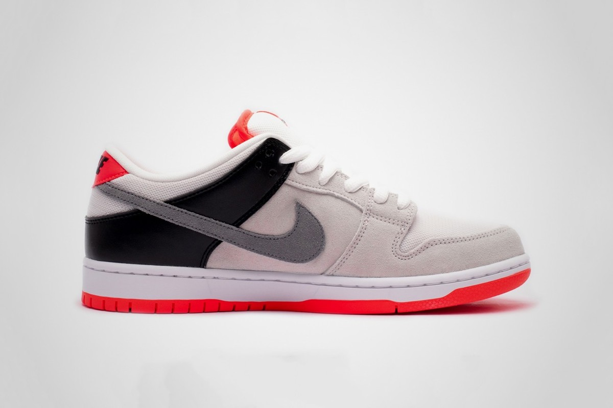 NIKE SB DUNK LOW 'INFRARED' RELEASE DATE
